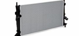 Радиатор охлаждения Ford Focus II (2004-2010)