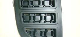 Заглушка ПТФ  правая Ford Fusion (2001-2012)