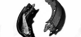 Колодки тормозные задние (барабанные) Ford Fusion (2001-2012)