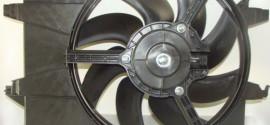 Вентилятор радиатора охлаждения Ford Fusion (2001-2012)