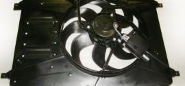 Вентилятор радиатора охлаждения Ford Mondeo (2007-2014)